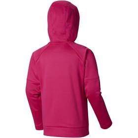 Columbia Everyday Easy Veste polaire zippée Enfant, haute pink